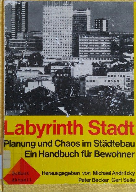 Labyrinth-Stadt