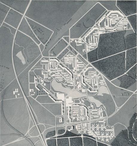 Darmstadt Kranichstein - Die Grundsteinlegung005