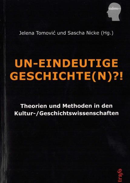 un-eindeutige geschichte(n) cover